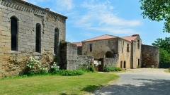 Abbaye de La Grainetière - Français:   Abbaye Notre-Dame de la Grainetière - Les Herbiers, Vendée