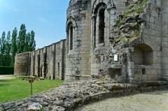 Abbaye de La Grainetière - Abbaye Notre-Dame de la Grainetière - Les Herbiers, Vendée