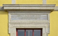 Bains et lavoirs publics - Français:   Bains et lavoirs publics des Herbiers - Vendée