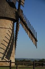 Moulins à vent du Mont des Alouettes - Français:   Un des moulins du Mont des Alouettes, Les Herbiers, Vendée