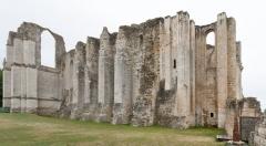 Ancienne abbaye Saint-Pierre - Cathédrale Saint-Pierre de Maillezais