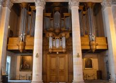 Eglise Saint-Louis - Église Saint-Louis, construite entre 1813 et 1830 - La Roche-sur-Yon