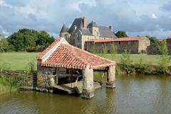 Château de la Chabotterie - Château de la Chabotterie - Saint-Sulpice-le-Verdon, Vendée