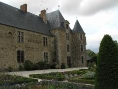 Château de la Chabotterie - Français:   Château de la Chabotterie