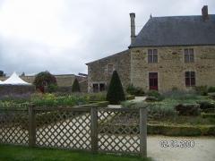 Château de la Chabotterie - Français:   Le logis de la Chabotterie