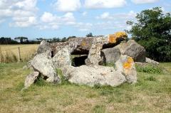Dolmen du Grand-Bouillac - Français:   Dolmen du Grand-Bouillac,  Fr-85-Saint-Vincent-sur-Jard.
