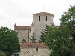 Eglise -  Vue générale sur l\'église