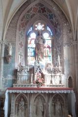 Eglise Saint-Etienne - fr:Église Saint-Étienne d'Auvers