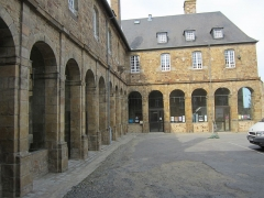 Ancienne abbaye de Moutons - Français:   Ancienne abbaye de Moutons, devenu centre culturel