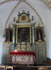 Eglise Notre-Dame - Français:   Église Notre-Dame de Bréville-sur-Mer