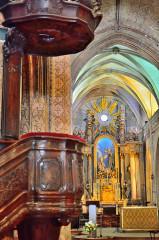 Basilique Sainte-Trinité - Français:   Basilique Sainte-Trinité, Cherbourg, Manche, Basse-Normandie, France