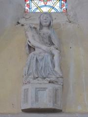 Eglise - Français:   Église Saint-Georges de fr:Colomby