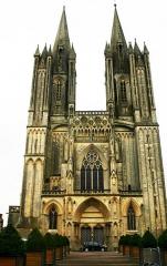 Cathédrale Notre-Dame - Cathédrale Notre-Dame de Coutances-Manche-France