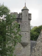 Château - Château de fr:Gonneville, France