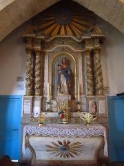 Eglise - Français:   Église Saint-Martin de Gonneville