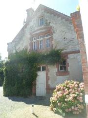 Château de Grainville - Français:   Château de Grainville, Granville - Pavillon d\'entrée