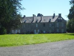 Château de Grainville - Français:   Granville - Château de Grainville, arrière.