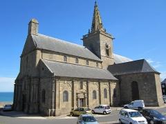 Eglise Notre-Dame - Français:   fr:Église Notre-Dame-du-Cap-Lihou, fr:Granville