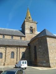Eglise Notre-Dame - Français:   Granville - Clocher de l\'église ND du cap Lihou