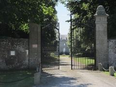 Manoir Saint-Nicolas - Français:   Manoir Saint-Nicolas de Granville