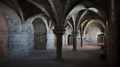 Abbaye et dépendances - Promenoir de l'Abbaye du Mont Saint-Michel