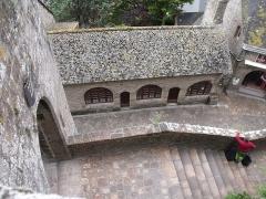Maison de la Truie qui File - Español: Maison de la Truie-qui-file desde arriba.