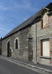 Ancien prêche protestant - Français:   Prêche protestant sis commune de Pontorson (50).
