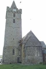 Eglise Notre-Dame - Français:   Église Notre-Dame de Portbail