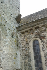 Eglise Notre-Dame - Français:   Église classée Notre-Dame de fr:Portbail