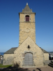 Chapelle Saint-Germain - Français:   Photographie de la chapelle Saint-Germain de Querqueville.