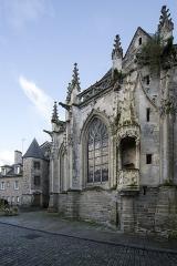 Eglise Notre-Dame - English: External pulpit of Notre-Dame church, Saint-Lô, Normandy, France.