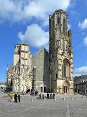 Eglise Notre-Dame - English: Notre-Dame church, Saint-Lô, Normandy, France.