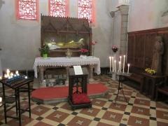 Eglise - Français:   Église Saint-Pair de Saint-Pair-sur-Mer, Manche