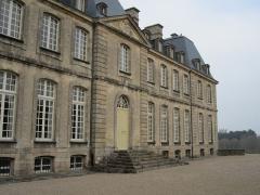 Château - Français:   Château de Saint-Pierre-Église, Manche