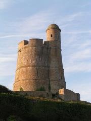 Ile de Tatihou -  Le fort Vauban à Saint-Vaast-la-Hougue
