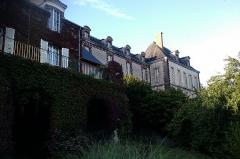 Château - Français:   fr:Château des Matignon à fr:Torigni-sur-Vire