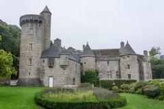 Manoir de Dur-Ecu -  Manoir de Dur-Écu, commune d\'Urville-Nacqueville (50).