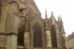 Eglise Saint-Malo - Français:   Église Saint-Malo de fr:Valognes