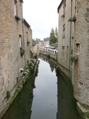 Maison dite le Grand Quartier - Français:   Valognes - Maison du Grand-Quartier (musée du cidre). Le Merderet