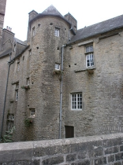 Maison dite le Grand Quartier - Français:   Valognes - Maison du Grand-Quartier (musée du cidre), rue Barbey-d\'Aurevilly.