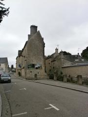 Maison dite le Grand Quartier - Français:   Valognes - Maison du Grand-Quartier (musée du cidre), rue du Petit-Versailles.