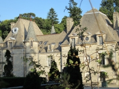 Château de Servigny - Français:   Château de Servigny, fr:Yvetot-Bocage