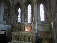 Eglise - Français:   fr:Église Saint-Georges d\'Yvetot-Bocage