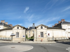 Hôpital psychiatrique - This image was uploaded as part of Wiki Loves Monuments 2012.