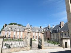 Hôtel de la préfecture (ancien Hôtel de Guise) - This image was uploaded as part of Wiki Loves Monuments 2012.