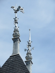 Immeuble - This image was uploaded as part of Wiki Loves Monuments 2012.