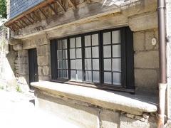 Maison dite à l'Etal -  Maison à l\'Étal, Alençon, Orne, Normandie.