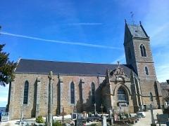 Eglise - Français:   Église Saint-Pierre-Saint-Paul de Bréel