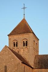 Eglise Notre-Dame-sur-l'Eau ou Notre-Dame-sous-l'Eau - English: Church of Notre-Dame-sur-l'Eau, Domfront, Orne, Normandy, France.