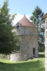 Ancien château de Bonvouloir - Colombier de l'ancien château de Bonvouloir, Juvigny-sous-Andaine, France